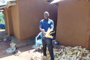 The Water Project: Musiachi Community, Mutuli Spring -  Elliot Omunanga