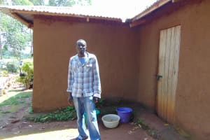 The Water Project: Musiachi Community, Mutuli Spring -  Leonard Bwire