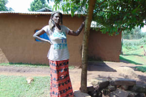The Water Project: Musiachi Community, Mutuli Spring -  Standing At Home