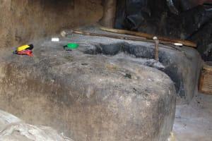 The Water Project: Mubinga Community, Mulutondo Spring -  Coooking Stove