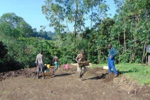 The Water Project: Maondo Community, Ambundo Spring -  Day Laborers