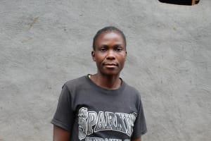 The Water Project: Imbinga Community, Imbinga Spring -  Ms Josephine Salano