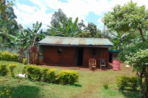 The Water Project: Jivovoli Community, Magumba Spring -  Household