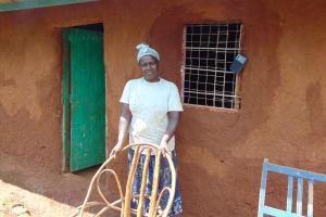 The Water Project: Jivovoli Community, Magumba Spring -  Mary Natse