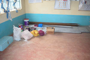 The Water Project: AIC Kyome Girls' Secondary School -  Construction Materials