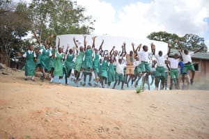 The Water Project: Matiliku Primary School -  Celebration