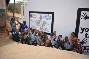 The Water Project: Matiliku Primary School -  Raise Your Hand For Reliable Water