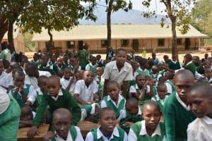 The Water Project: Matiliku Primary School -  Soapmaking