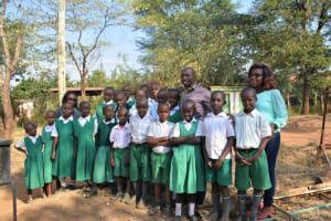 The Water Project: Matiliku Primary School -  Student Health Club Members