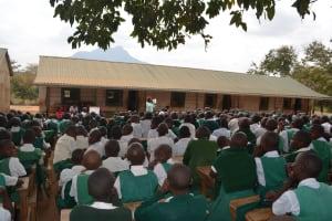 The Water Project: Matiliku Primary School -  Training