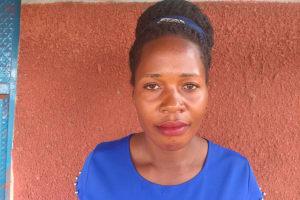 The Water Project: Kikube Nyabubale Community -  Ashemeza Doreen
