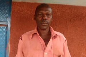 The Water Project: Kikube Nyabubale Community -  Katononge Godfrey