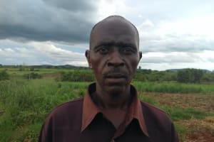 The Water Project: Kikube Nyabubale Community -  Mr Rukara Robert