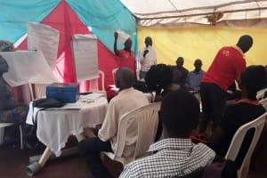 The Water Project: Kikube Nyabubale Community -  Training