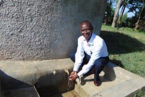 The Water Project: Sabane Primary School -  Mr Joseph Ilavonga
