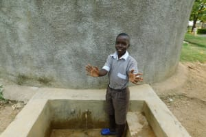The Water Project: Lusiola Primary School -  Armstrong Valentine