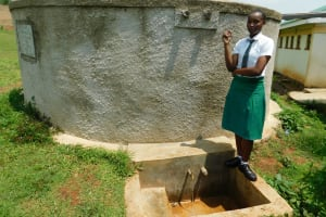 The Water Project: ACK Milimani Girls' Secondary School -  Immaculate Adhiambo