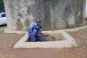 The Water Project: Shihimba Primary School -  Purity Buyanzi