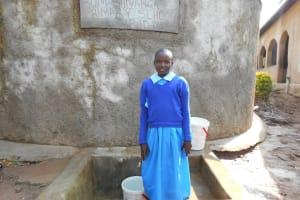 The Water Project: Shivanga Primary School -  Anne Steven