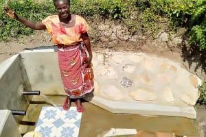 The Water Project: Chebwayi B Community, Wambutsi Spring -  Nipher Wambutsi