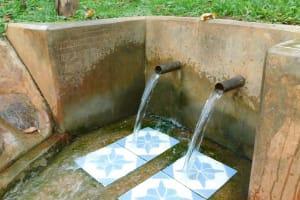 The Water Project: Irumbi Community, Okang'a Spring -  Okanga Spring Green With Grass