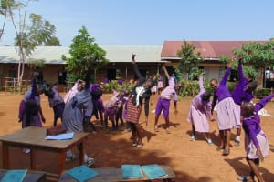 The Water Project: Magaka Primary School -  Time To Move