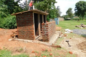 The Water Project: Kimangeti Primary School -  Ready For Cement