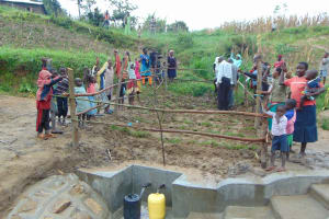The Water Project: Sasala Community, Kasit Spring -  On Site Training