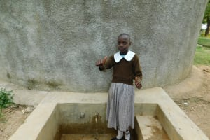 The Water Project: Lusiola Primary School -  Grace Musanga