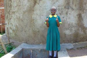 The Water Project: Muyere Primary School -  Yvonne Musieka