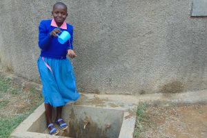 The Water Project: Naliava Primary School -  Brenda Mmbone
