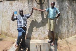 The Water Project: Eshisenye Primary School -  Mr Chibole Withfranklin Majimbo