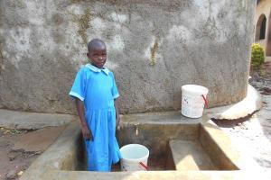 The Water Project: Shivanga Primary School -  Beatrice Shihundu