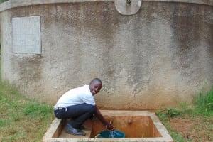 The Water Project: Lwanda Secondary School -  Renson Abungana