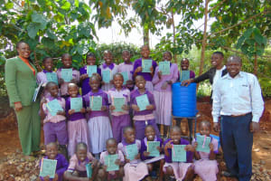The Water Project: Magaka Primary School -  Student Training Complete