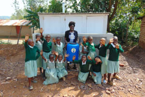 The Water Project: Lwanga Itulubini Primary School -  Hooray For Handwashing