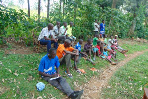 The Water Project: Shihungu Community, Shihungu Spring -  Participants