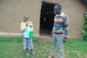 The Water Project: Sasala Community, Kasit Spring -  Say Ah Dental Hygiene Training