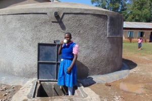 The Water Project: Kimangeti Primary School -  Drink Up