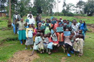 The Water Project: Sasala Community, Kasit Spring -  Training Complete