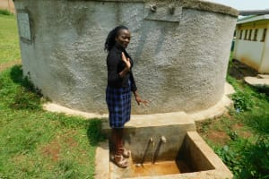 The Water Project: ACK Milimani Girls' Secondary School -  Michelle Lugotso