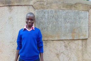 The Water Project:  Norman Chogo