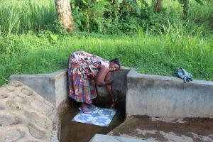 The Water Project:  Felistus Isalikhu