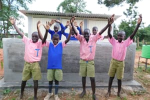 The Water Project: Kimangeti Primary School -  Look At What We Have