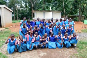 The Water Project: Kimangeti Primary School -  Joyous Students