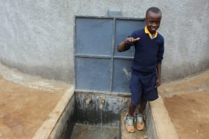 The Water Project: Friends Primary School Givogi -  Smiles For Flowing Water