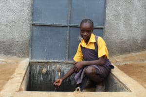 The Water Project: Friends Primary School Givogi -  Smiles For Clean Water