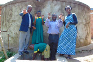 The Water Project: Muyere Primary School -  Smiles For Clean Water