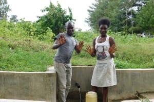 The Water Project: Shibuli Community, Khamala Spring -  Victor And Yvonne