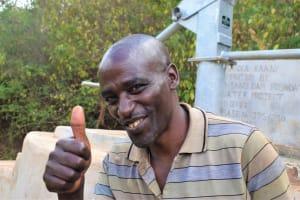 The Water Project: Masola Community A -  James Wambua